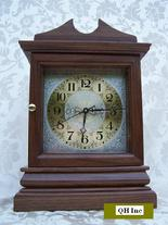 Handcrafted Mantel Clock