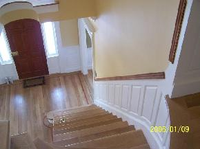 Custom Stairs and Stair Treads